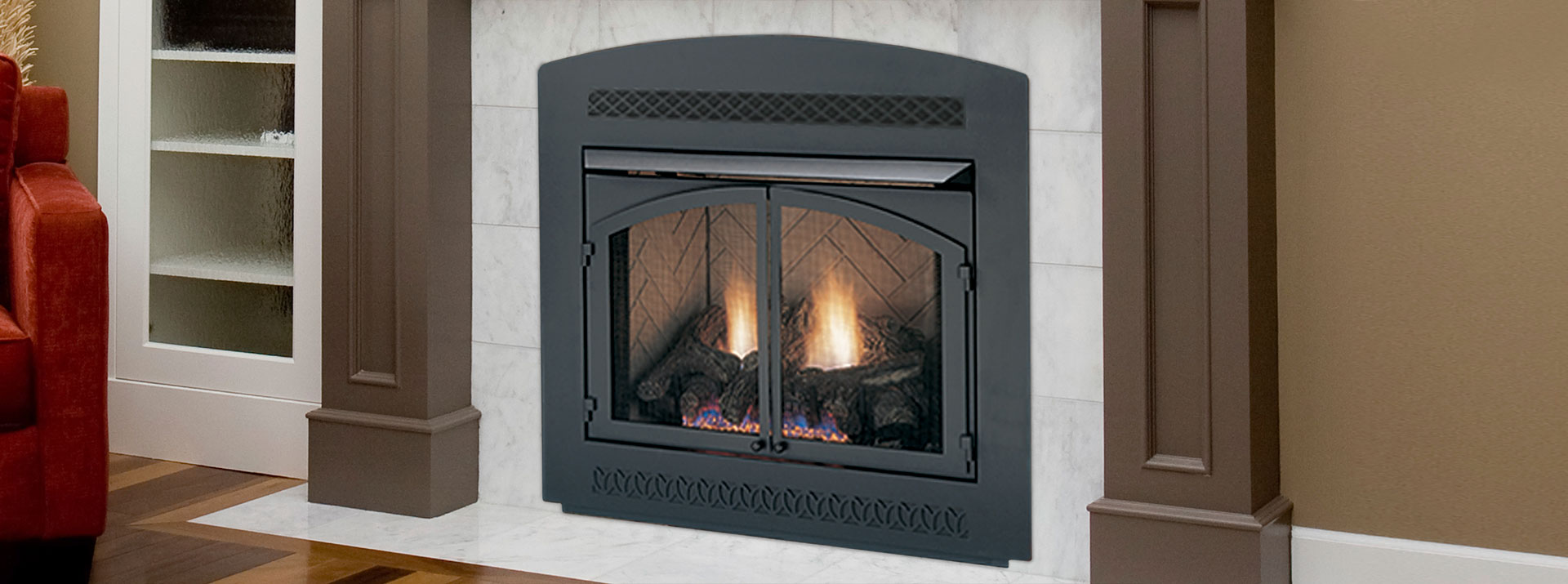Magnum Vent Free Gas Fireboxes Monessen Hearth