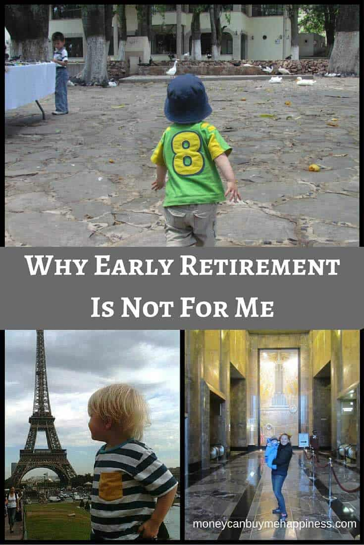 Why Early Retirement Is Not for Me and What I'm Aiming for Instead