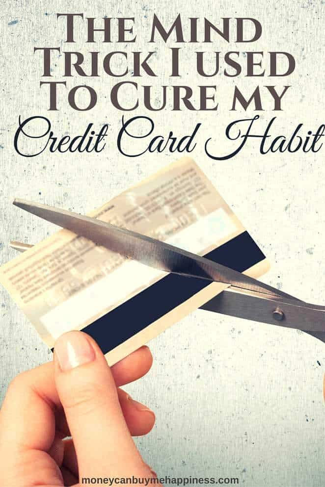 The Mind Trick I Used to Cure My Credit Card Habit