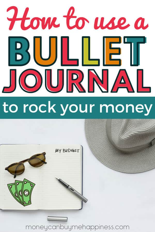 Bullet Journal Budget Trackers 15 Layouts To Inspire - budget trackers