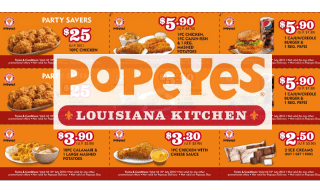 Popeyes Coupon 23 May