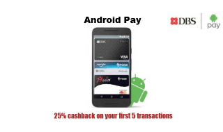 DBS Android Pay