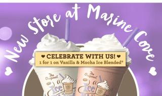 Marine Cove Coffee Bean