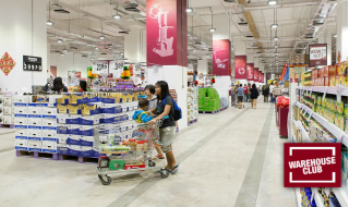 Warehouse Club Featured