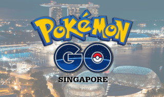 Pokemon Go Singapore 2