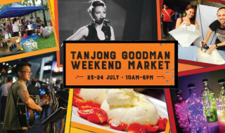 Tanjong Goodman Weekend Market