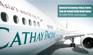 Cathay Pacific Special Economy Class Fare