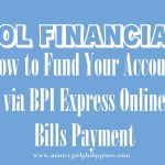 How to Fund Your Account via BPI Express Online