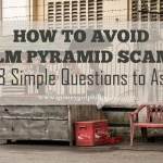 How to Avoid MLM Pyramid Scams: 8 Questions to Ask