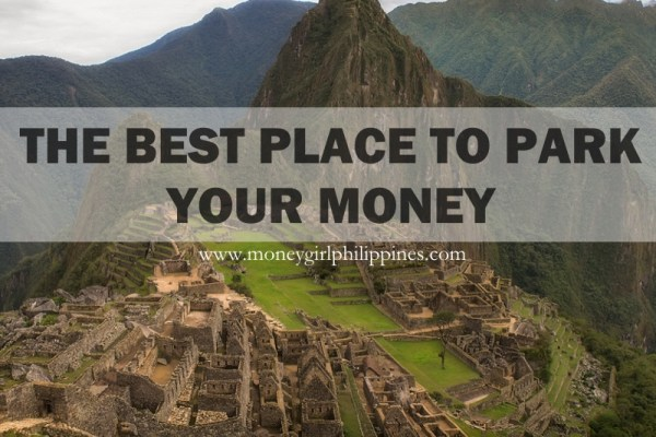 Money Girl Philippines - The Best Place to Park Your Money