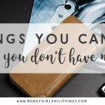 8 Things You Can Do When You Don't Have Any Money