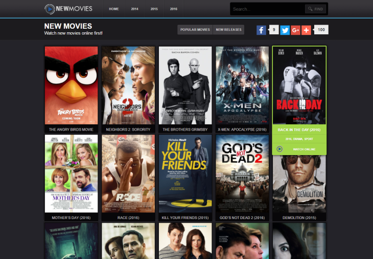 Top 25 Best Free Movie Websites To Watch Movies Online For ...