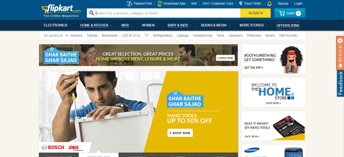 Best 5 Good conversion landing pages we observed in This month March - 2015