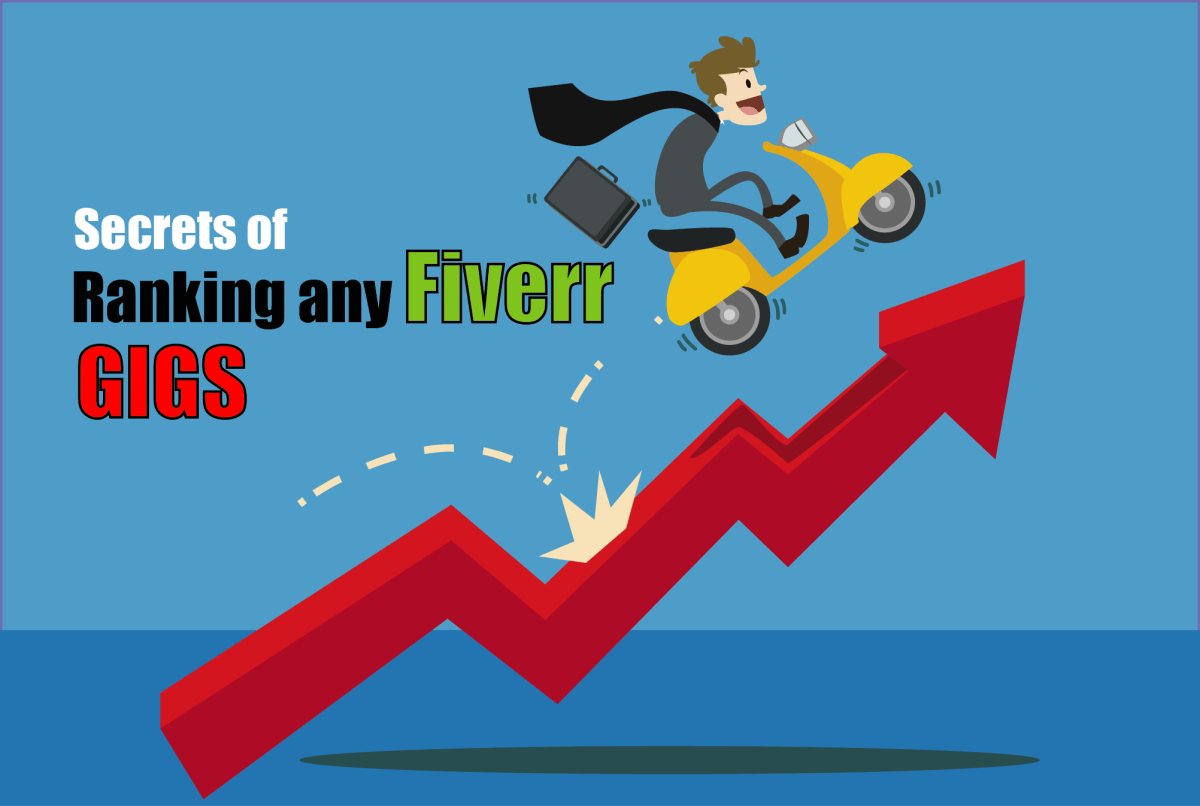 Secret Of Ranking Your Any Fiverr GIG at TOP!