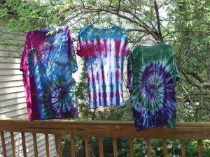 moneymagpie_how-to-make-money-if-you're-under-18_tie-dye-shirts