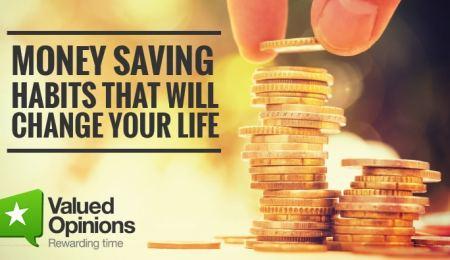 These 6 money saving habits will change...