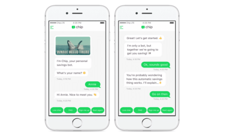 Chip – a new app that makes...