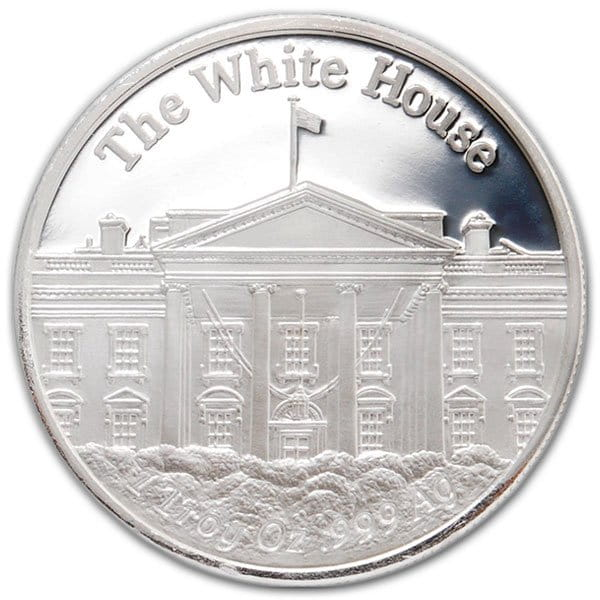 Buy Donald Trump 1 Oz Silver Rounds Money Metals®