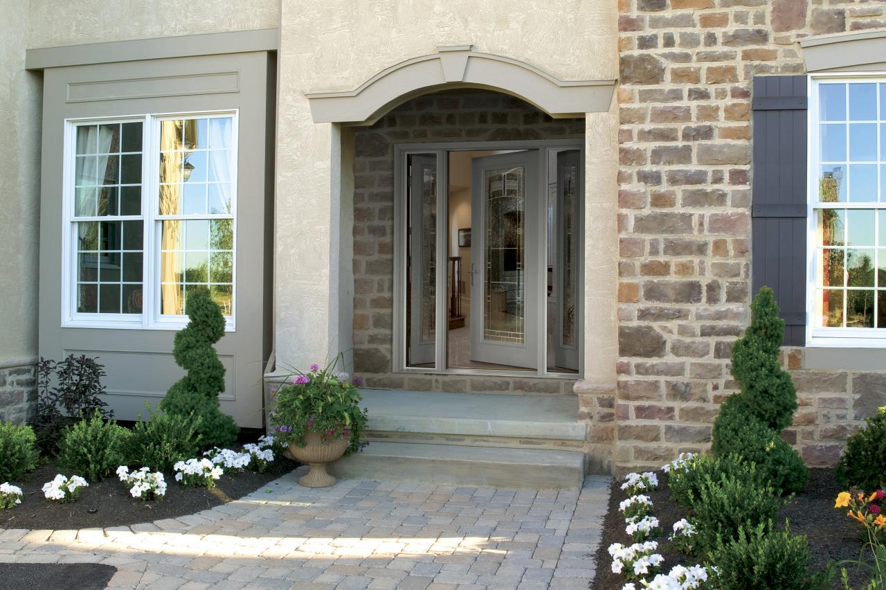 Front Doors Creative Ideas: Fiberglass Front Entry Doors