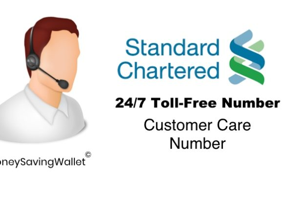 Standard Chartered Bank Credit Card Customer Care Number 24×7 Toll - cricket number customer service