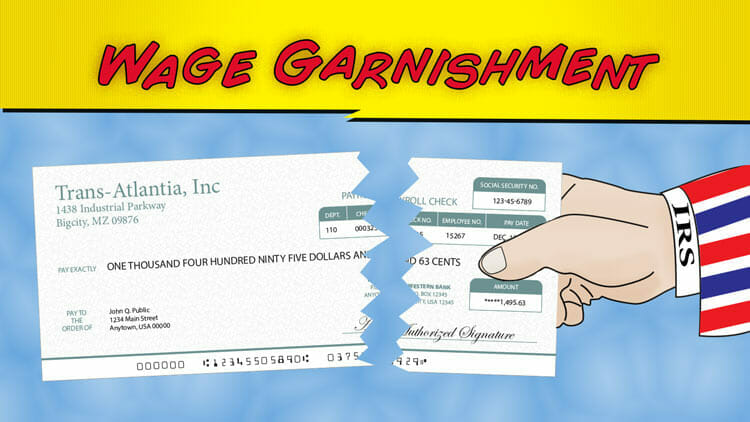Dealing With Student Loan Wage Garnishment