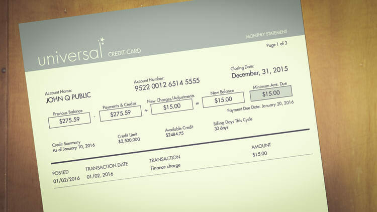 Why Your Credit Card Isn\u0027t Really Paid Off How Residual Interest
