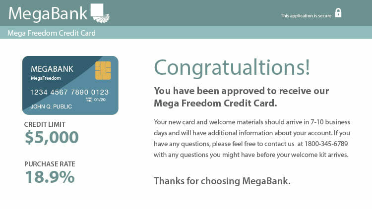 What Credit Limit Will I Get When I Apply For A Credit Card?