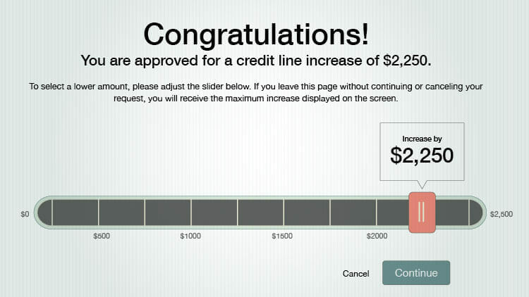 Why And How To Request A Credit Limit Increase Money Under 30