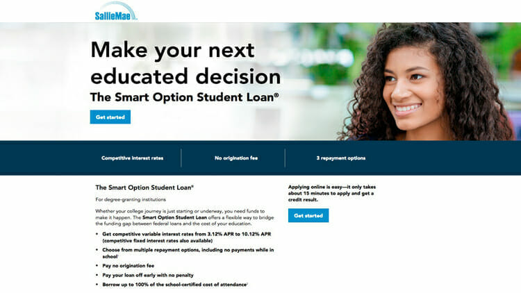 Here\u0027s Why You Should Consider A Student Loan With SallieMae