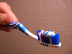 toothpaste photo