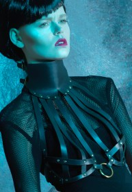 Cage Bra, Stylist: Sabina Khan