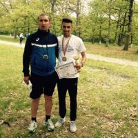 Andrei Dorin Rusu s-a întors cu medalia de aur de la Olimpiada Sportului Școlar