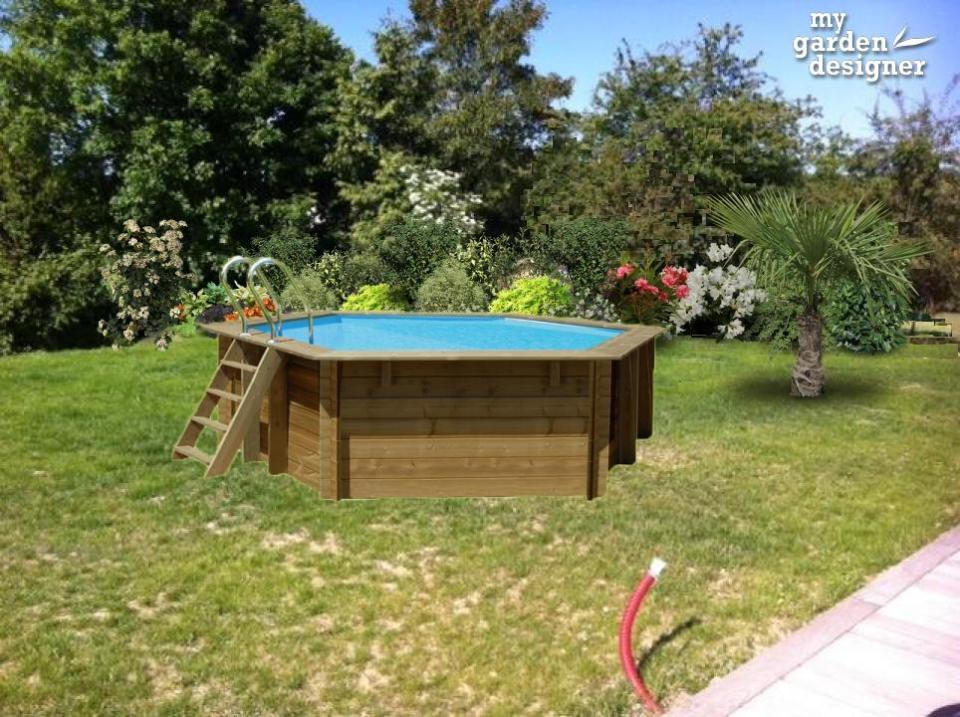 Choisir une piscine en bois monjardin for Choisir une piscine hors sol