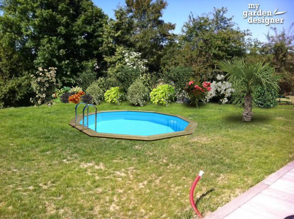 Choisir une piscine en bois monjardin for Logiciel amenagement piscine