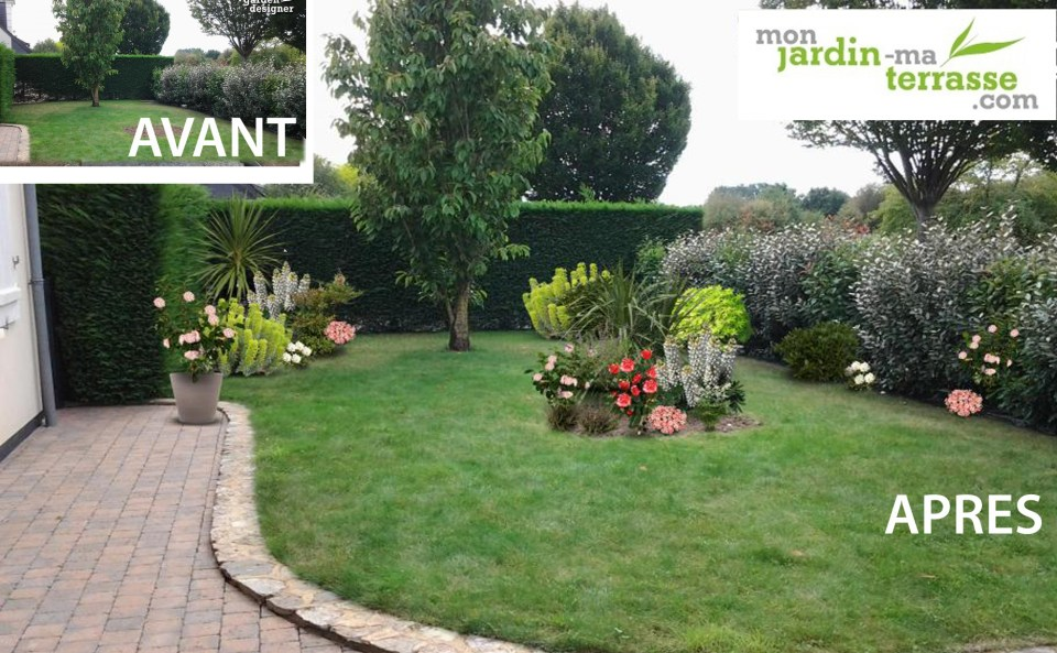 Cr er un massif de plantes vivaces en terre acide for Creer massif jardin