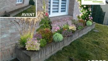 Emejing Amenager Son Jardin Avec Des Vivaces Ideas - Ohsopolish.com ...