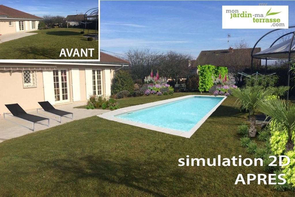 Créer son jardin virtuel gratuit