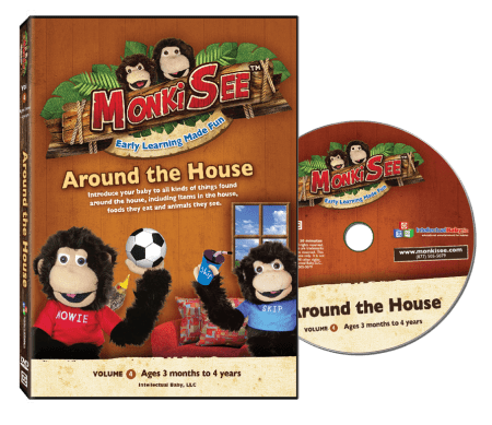 Around the House DVD