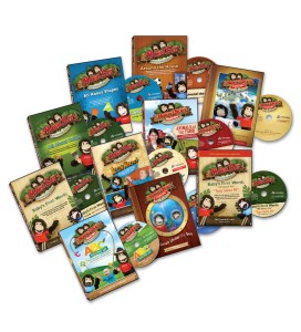 Monkisee dvds