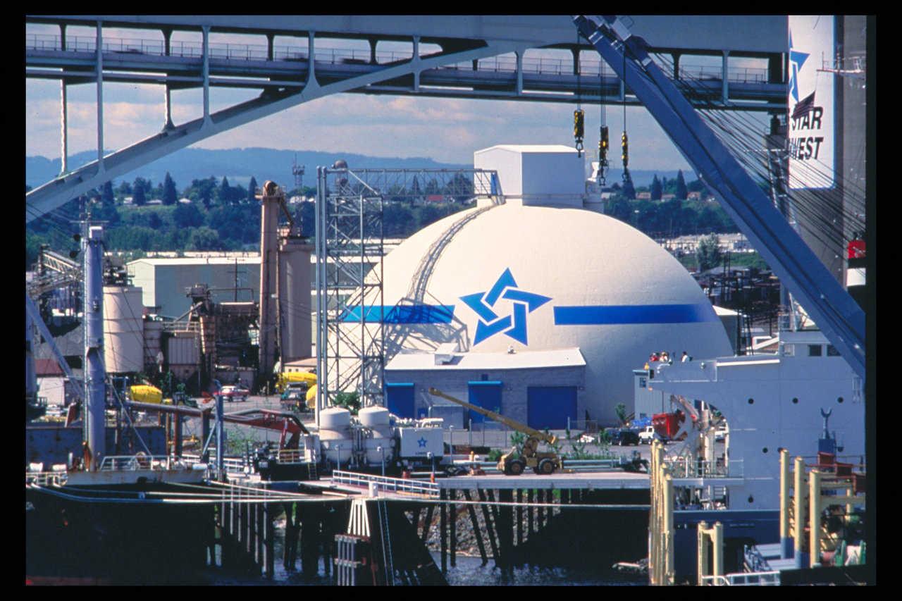 Lone Star Northwest Inc Monolithic Dome Institute