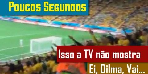 Poucos Segundos Dilma