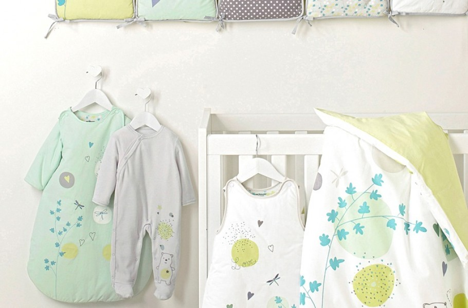 Inspirations  idées déco pour une chambre bébé nature et poétique