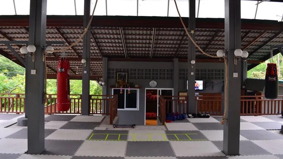 Gladiator Fitness MMA  Muay Thai Gym Koh Tao -Thailand