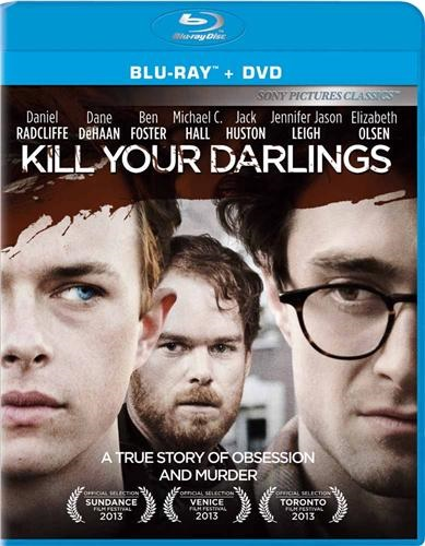 Kill Your Darlings cover art.
