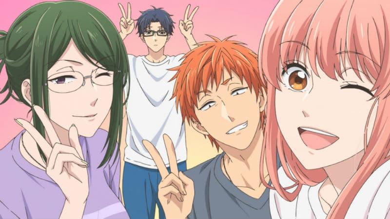 Tada Never Falls In Love Wallpaper Wotaku Ni Koi Wa Muzukashii Season 2 Release Date Wotakoi