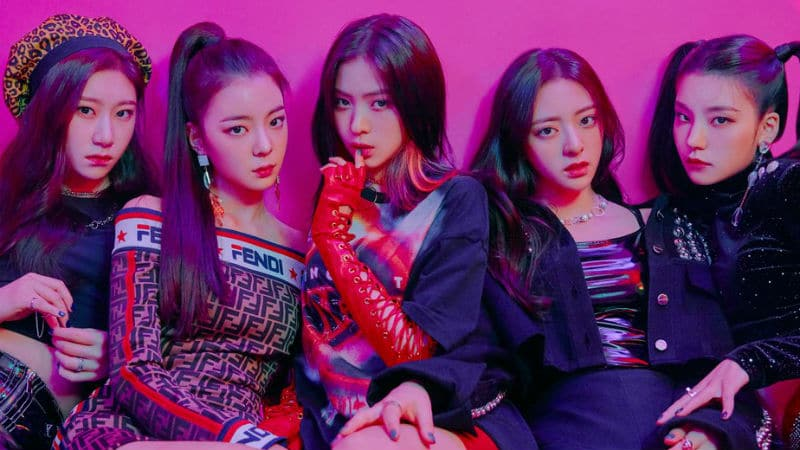 Beautiful Korean Girl Wallpaper Itzy Jyp Entertainment Reveals New Girl Group In Pre