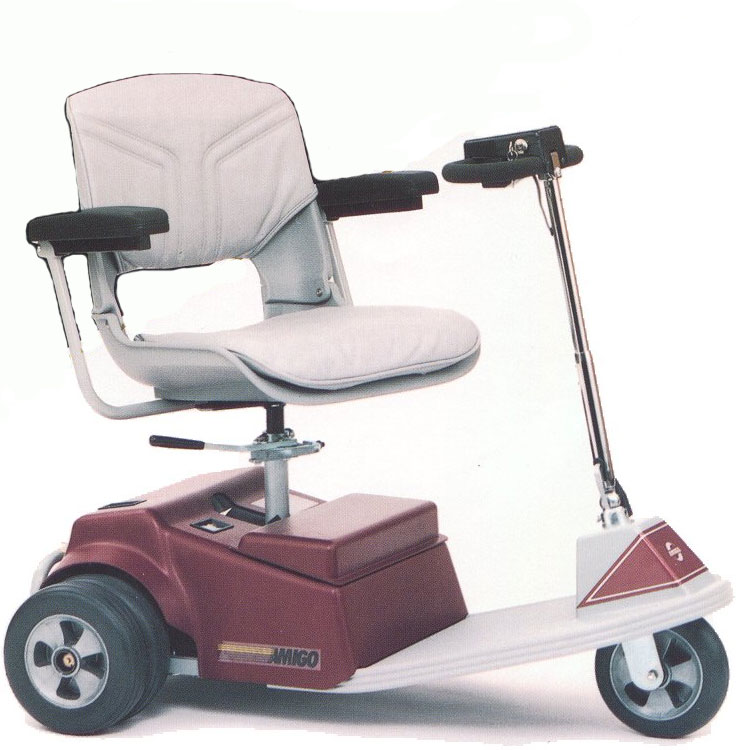 Amigo Mobility Parts - All Mobility Brands - Mobility Scooter and