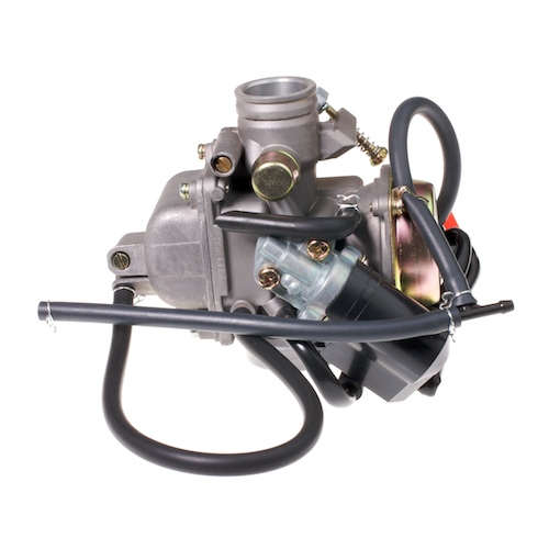 125cc-150cc GY6 Scooter, ATV, and Dirt Bike Carburetor with 24 mm