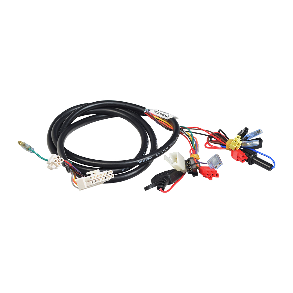 mobility scooter wiring harness