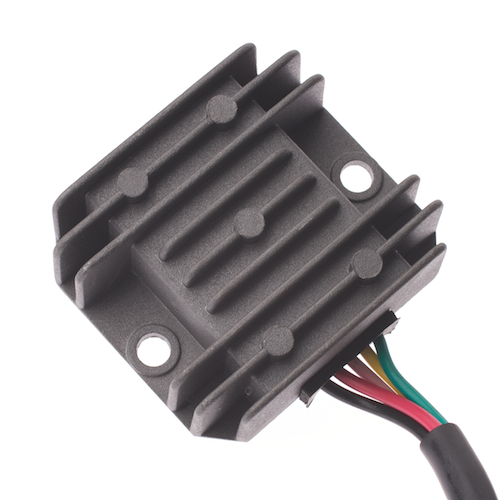 5 Pin 5 Wire HK-D Rectifier (Voltage Regulator) with Female
